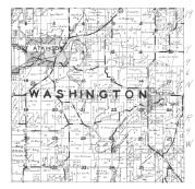 Washington Township, Fort Atkinson, Festina, Twin Springs, Winneshiek County 1944