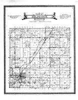 Arlington Township, Moville, Woodbury County 1917