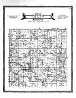 Grant Township, Lucky Valley, Peiro, Woodbury County 1917