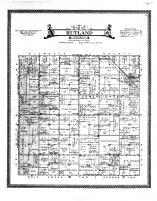 Rutland Township, Pierson, Woodbury County 1917