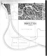 Sioux City - Southwest - Left, Woodbury County 1917