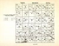 Banner Township, Lawton, Woodbury County 1930