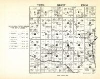 Grant Township, Woodbury County 1930