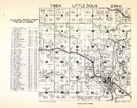 Little Sioux Township, Smithland, Woodbury County 1930