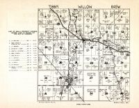 Willow Township, Hornick, Holly Springs, Woodbury County 1930