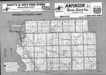 Index Map, Woodbury County 1992