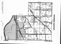 Map Image 001, Woodbury County 1992