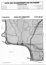 Map Image 002, Woodbury County 1992
