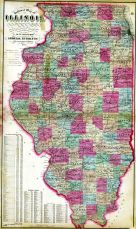State Map, Adams County 1872