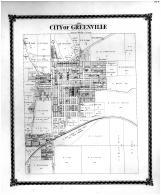 Greenville City, Bond County 1875 Microfilm