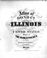 Title Page, Bond County 1875 Microfilm