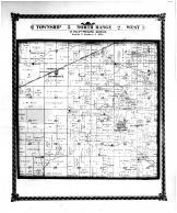 Township 5 North Range 2 West, Henderson Station, Fairview, New Hamburg, Bond County 1875 Microfilm