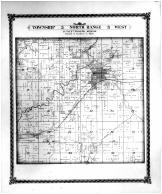 Township 5 North Range 3 West, Greenville, Stubblefield, Bond County 1875 Microfilm