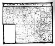 Township 5 North Range 4 & 5 West, New Berlin, Old Ripley PO, Bond County 1875 Microfilm