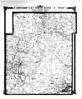 Township 6 & 7 North Range 2 West, Newport, Woburn PO, Mulberry Grove, Bond County 1875 Microfilm