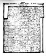 Township 6 & 7 North Range 3 West, Elm Point PO, Bond County 1875 Microfilm