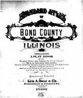 Title Page, Bond County 1900
