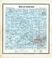 Belvidere Township, Boone County 1886