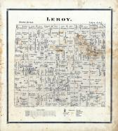 Leroy Township, Boone County 1886