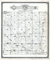 Flora Township, Boone County 1923