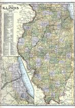 State Map, Boone County 1923
