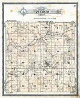 Freedom Township, Laird's Plat, Carroll County 1908