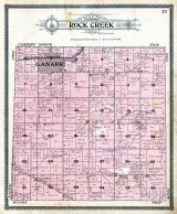 Rock Creek Township, Lanark, Carroll County 1908
