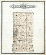 Shannon Township, Carroll County 1908