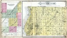 York Township, Shannon, Carroll County 1908