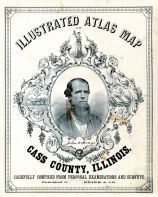 Title Page, Cass County 1874