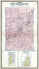 North Okaw Township, Farmington, Aetna, Coles County 1913