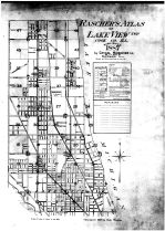 Cook County 1887 Lakeview Township