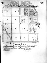 Sheet 020 - Lake View, Laflin Smith & Dyer's Subdiv., Cook County 1887 Lakeview Township