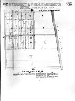 Sheet 038 - Lake View, Fussey & Finnemore's Sub., Cook County 1887 Lakeview Township