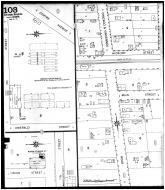 Sheet 103 - Chicago Heights, Cook County 1891
