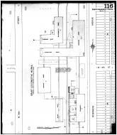 Sheet 116 - Grant Locomotive Works, Cook County 1891