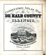 Title Page, DeKalb County 1871