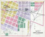 DeKalb City - South East, DeKalb County 1892