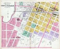 DeKalb City - South West, DeKalb County 1892