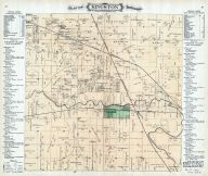 Kingston Township, DeKalb County 1892