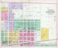 Sandwich - North East, DeKalb County 1892