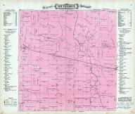 South Grove Township, DeKalb County 1892