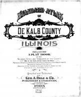 Title Page, DeKalb County 1905