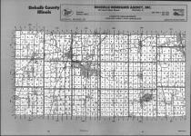 Index Map, DeKalb County 1990