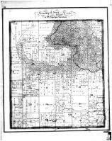 Township 15 North Range 9 East, Douglas County 1875
