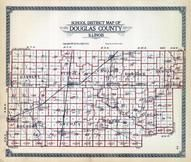 Douglas County School District Map, Douglas County 1914