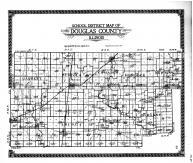 Douglas County School District Map, Douglas County 1914 Microfilm