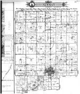 Newman, Newman Township - Right, Douglas County 1914 Microfilm