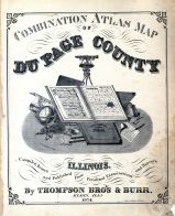 Title Page, DuPage County 1874