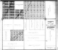 Downers Grove East Part - Below, DuPage County 1904